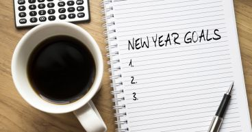 Setting New Year financial goals