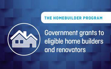 The Homebuilder program