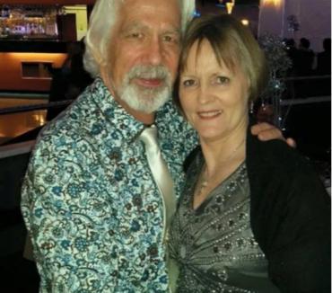 Greg King & Alma Reynolds